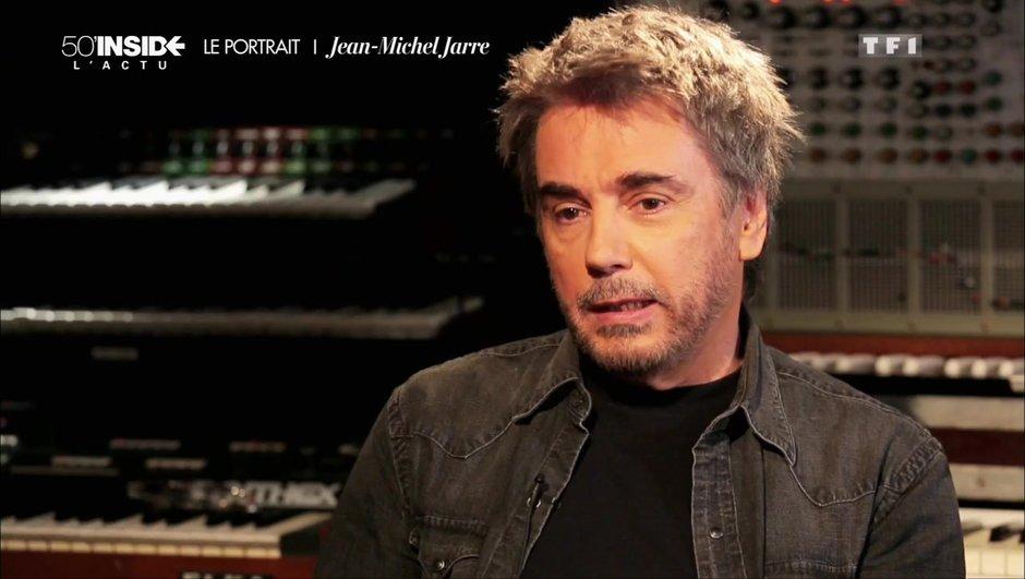 Jean-Michel Jarre : les cinq jours qui ont marqué sa vie