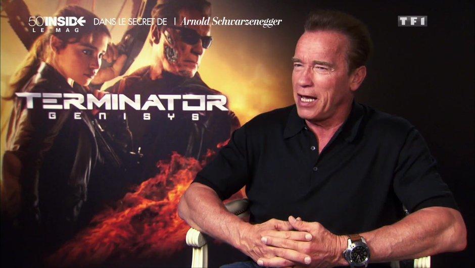 Arnold Schwarzenegger revient dans son rôle mythique : Terminator