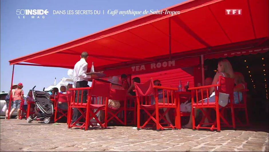 50 mn Inside le Mag : dans le secret du Sénéquier, le repaire des stars à Saint-Tropez