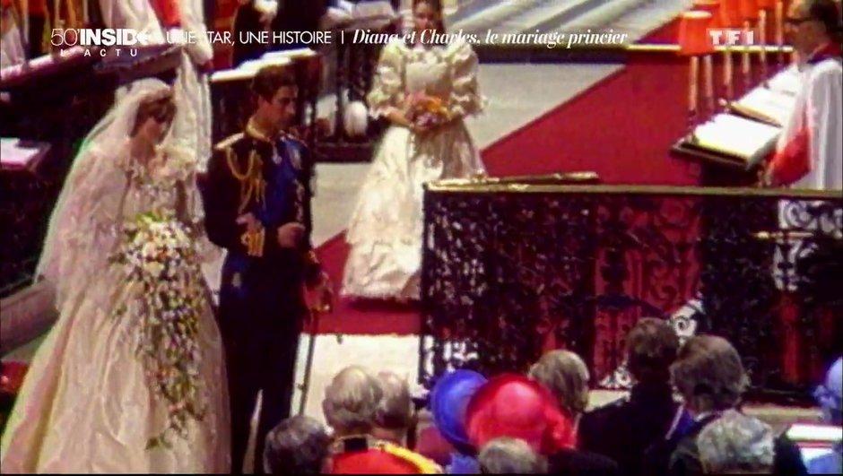 Lady Diana et le prince Charles : dans les coulisses du mariage du siècle