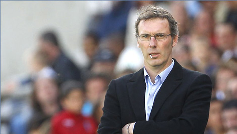 "Laurent Blanc attend un ""signe fort"" contre l'Angleterre"