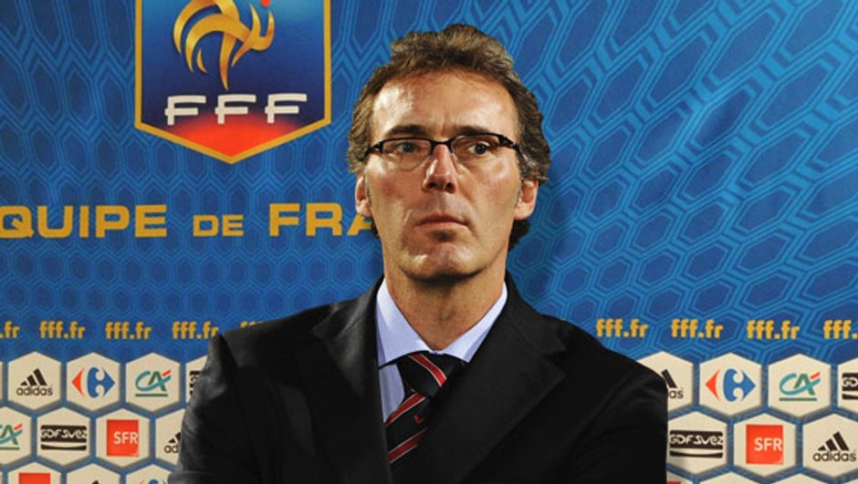 Laurent Blanc tacle Lilian Thuram !