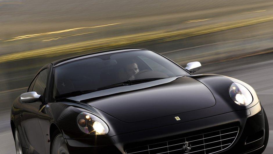 La prochaine Ferrari 612 Scaglietti se fait entendre