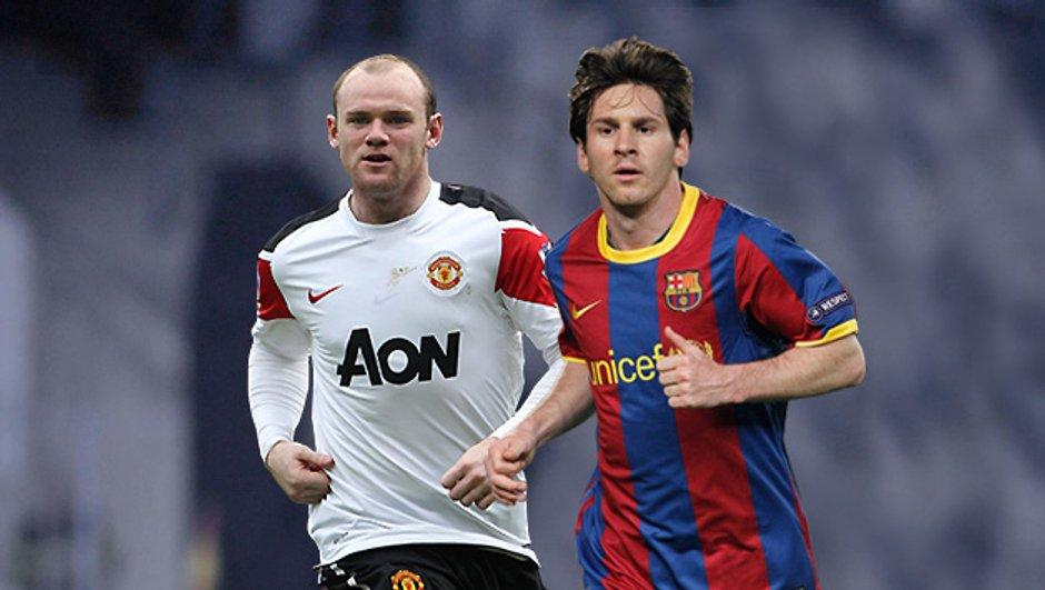 FC Barcelone - Manchester United en direct et en vidéo !