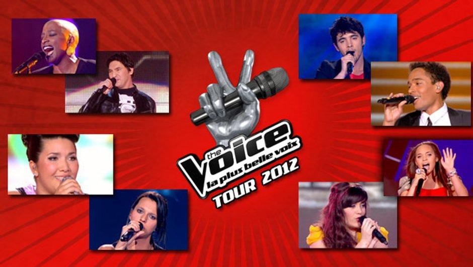 Gagnez des places pour le Voice Tour sur MYTF1 !