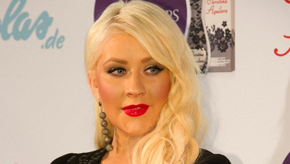 Christina Aguilera ne veut plus être maigre