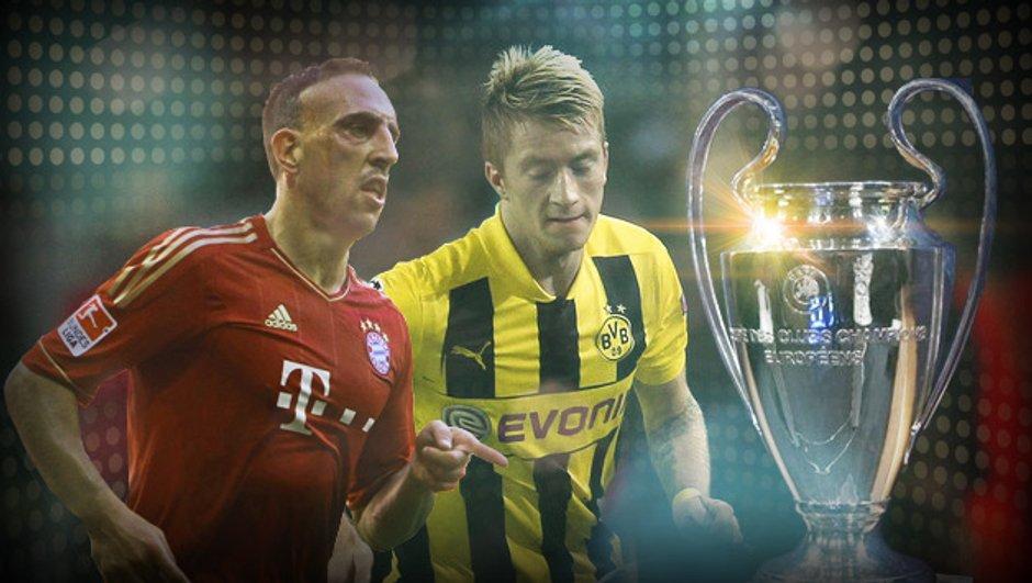 Revoir Dortmund-Bayern Munich en replay vidéo !