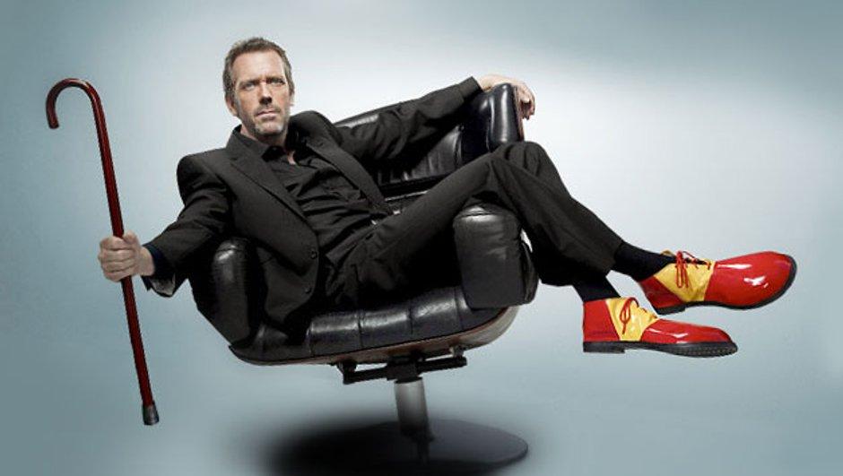 Dr House : Hugh Laurie ne connait rien à la médecine !