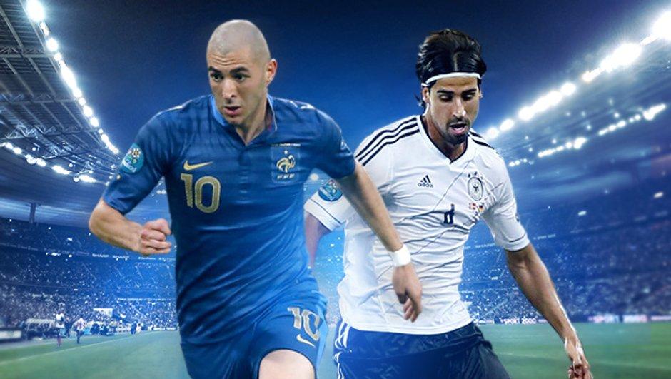 France-Allemagne en streaming vidéo !