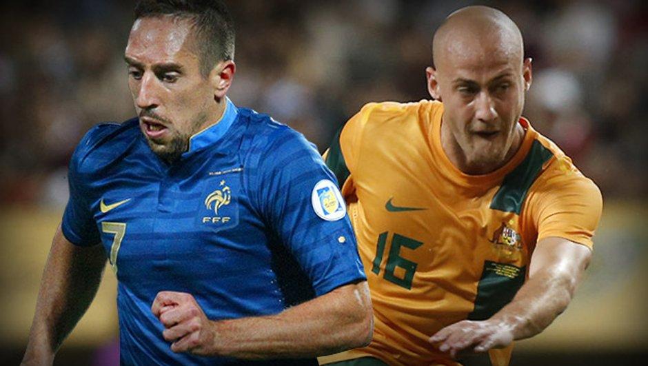 France-Australie : voir le match en replay vidéo !