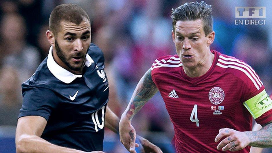 France-Danemark : les Bleus ont un léger avantage dans les confrontations