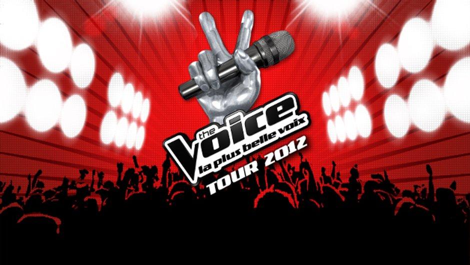 The Voice Tour 2012, réservez vos places !