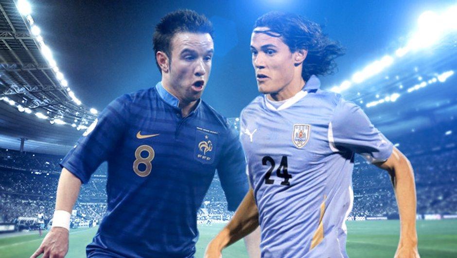 VIDEO Uruguay-France : voir le match en replay !