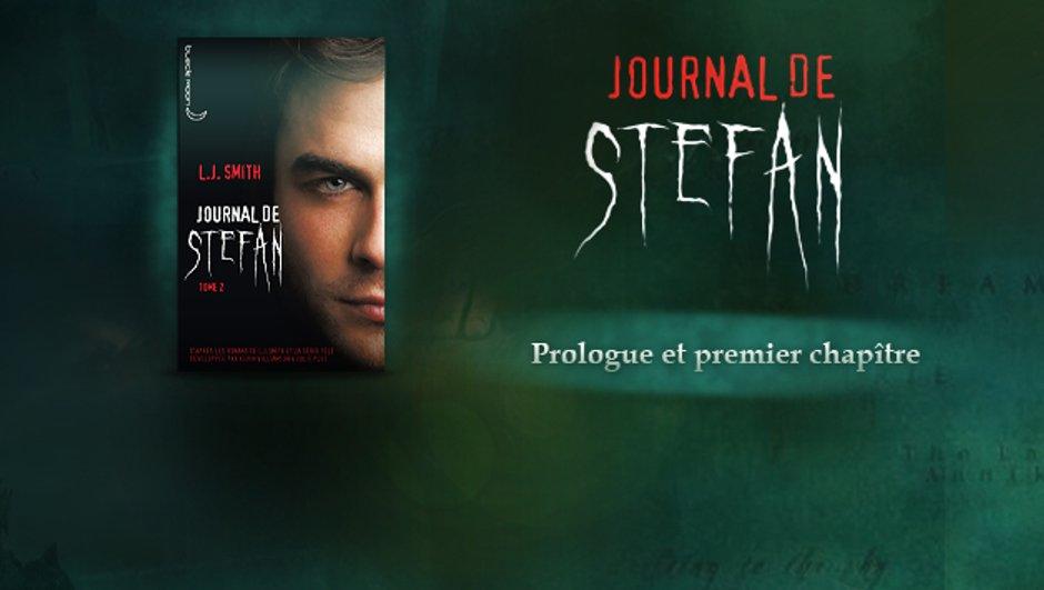 """Voici le premier extrait du 2e Tome du """"Journal de Stefan"""""""