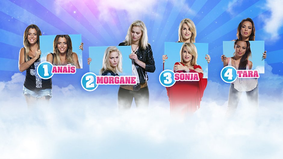 Secret Story 7 : Morgane, Sonja, Tara et Anaïs nominées !