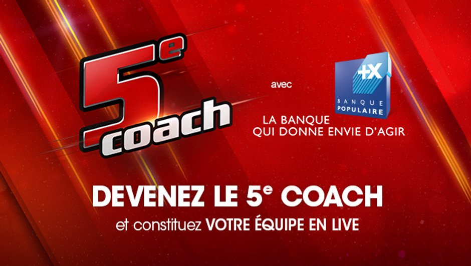 Devenez le 5ème coach avec Banque Populaire