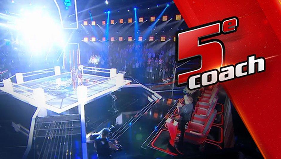 The Voice 3 : 5ème Coach dévoile en exclusivité une battle de ce samedi 8 mars !