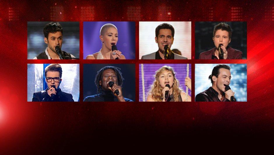 The Voice : Louane, Olympe, Nuno... qui sont les demi-finalistes ?