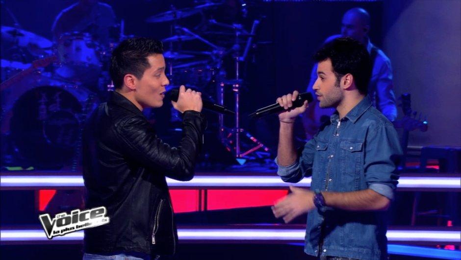 The Voice - Battles : Anthony Touma a su convaincre Jenifer