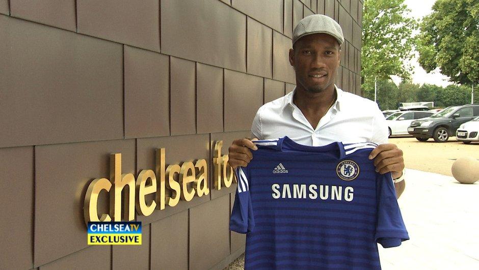 Mercato Chelsea : Didier Drogba de retour chez les Blues