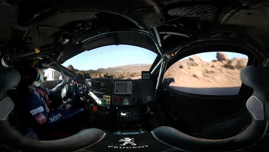 Vous rêvez d'être le copilote de Sébastien Loeb ? C'est possible !