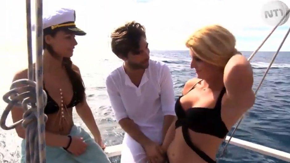 Pas vu à la télé : Marco en rendez-vous avec Inès... et Mélanie !