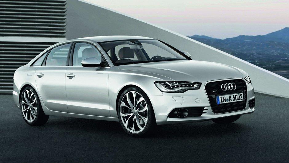 Voici la toute nouvelle Audi A6