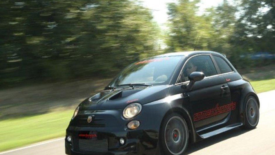 Cinquone Stradale : une Fiat 500 de 300 chevaux !