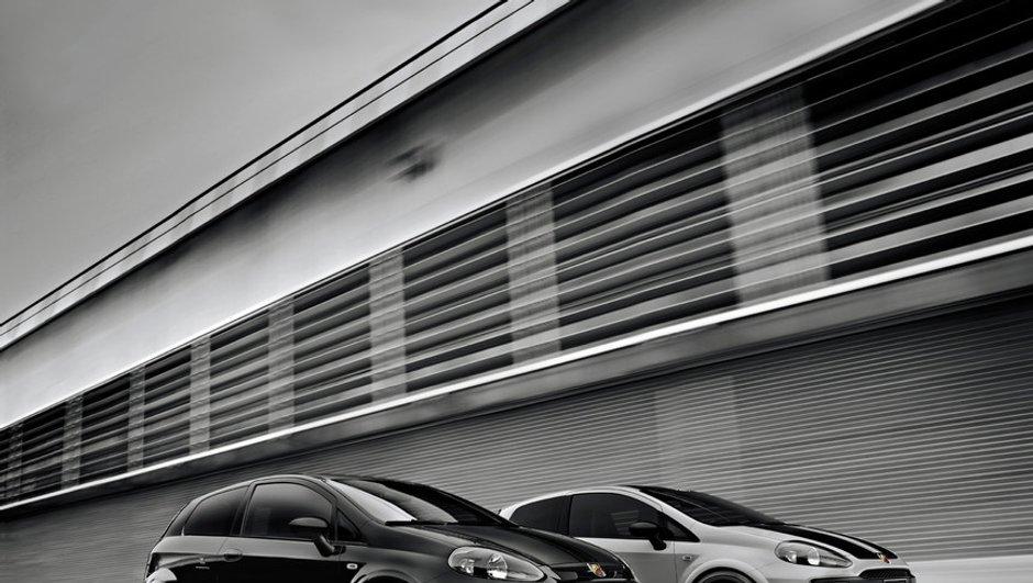 Abarth Punto Supersport 2012 : lancement imminent