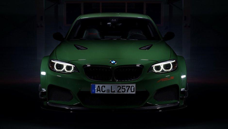 AC Schnitzer ACL2 : Une BMW M2 de 570 chevaux pour le Salon de Genève