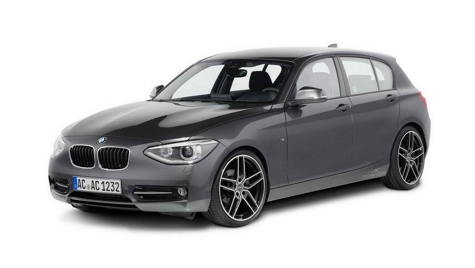Tuning : AC Schnitzer s'occupe de la BMW Série 1 F20