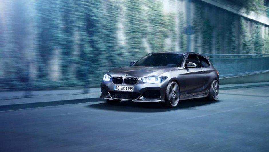 Salon Essen 2015 : une AC Schnitzer BMW Série 1 de 400 ch… diesel