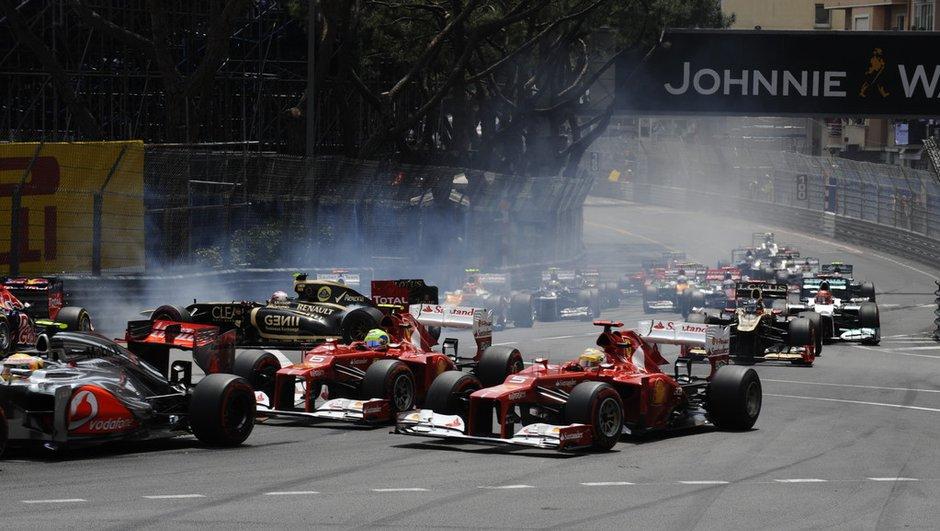 F1 - GP de Monaco : une course à oublier pour Grosjean