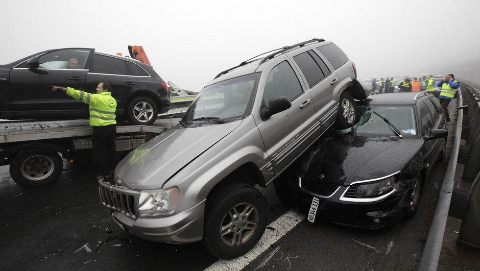 Forte chute de la mortalité routière en mars 2013