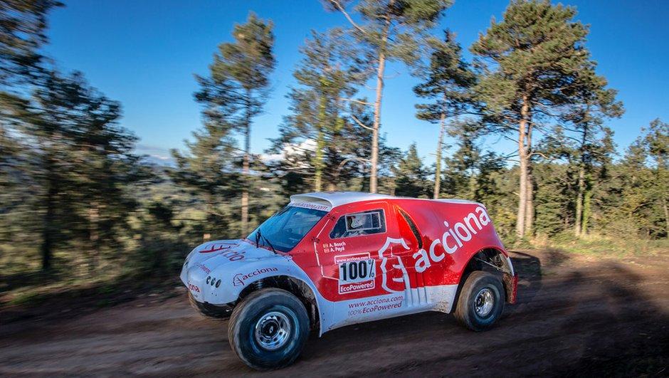 Dakar 2015 : Une voiture 100% électrique au départ