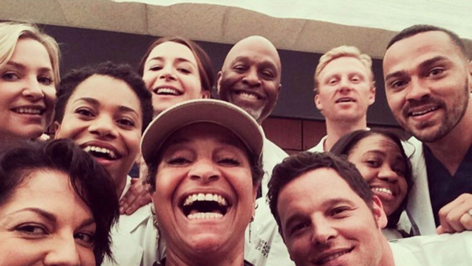 Grey's Anatomy : la série atteint le million d'abonnés sur Instagram !