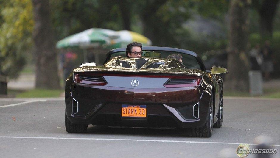 Future Honda NSX : une hybride de 400 chevaux ?
