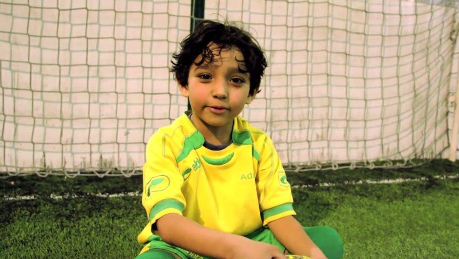 Vidéo insolite : Découvrez les prouesses d'Adam, 9 ans, déjà comparé à Messi