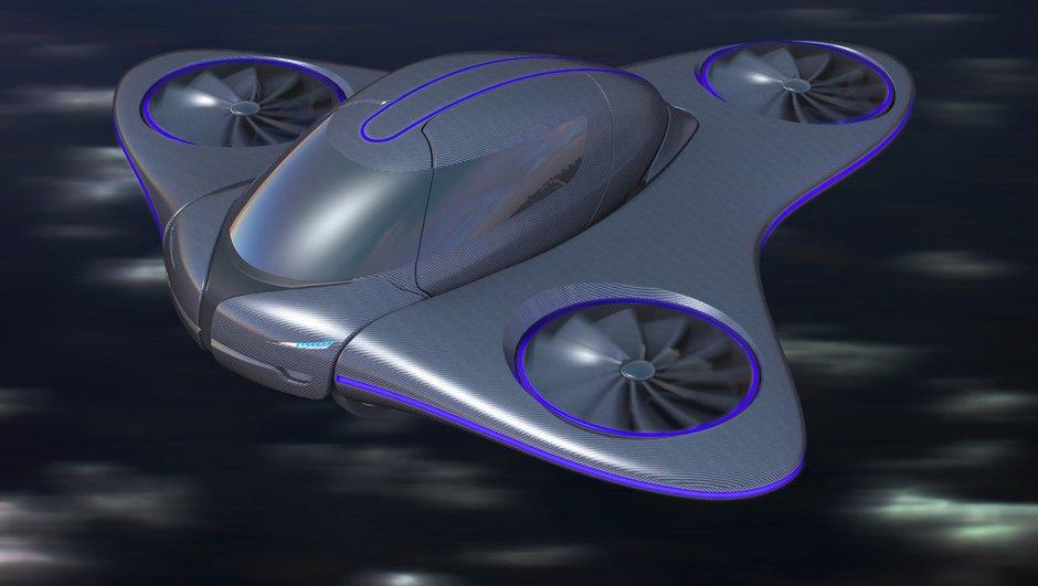 ADAV : la vraie future voiture volante ?