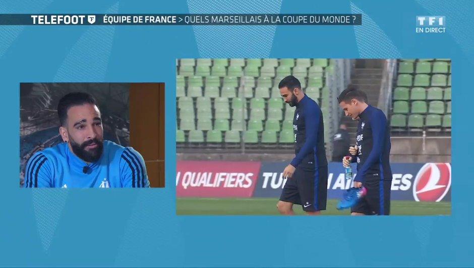 """[Exclu Téléfoot 13/05] – Equipe de France / Rami : """"Il me manque une Coupe du monde"""""""