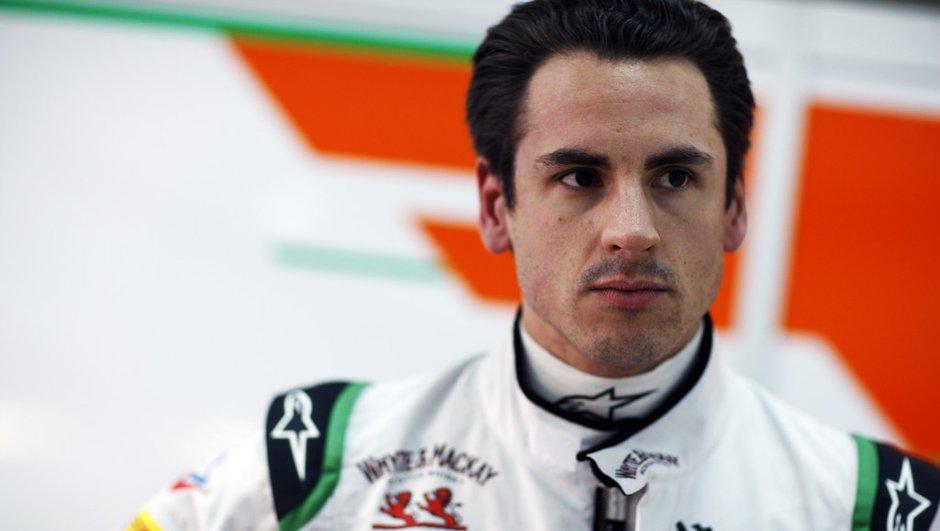 F1 : Force India choisit Sutil, Bianchi écarté ?