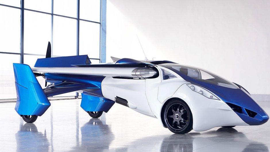 AeroMobil 3.0 : le rêve d'une voiture volante bientôt réalité ?