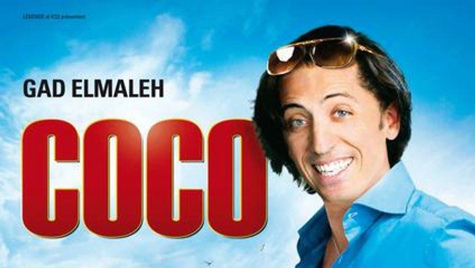 Gad Elmaleh déjà millionnaire grâce à Coco