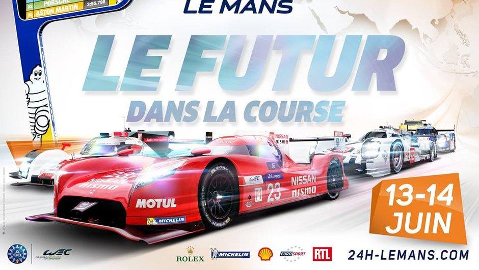 Endurance/24 Heures du Mans 2015 : Nissan accueilli en LMP1
