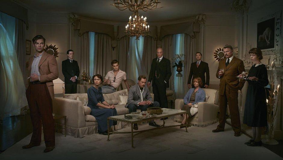 Découvrez le prestigieux casting d'Agatha Christie : Ils étaient dix