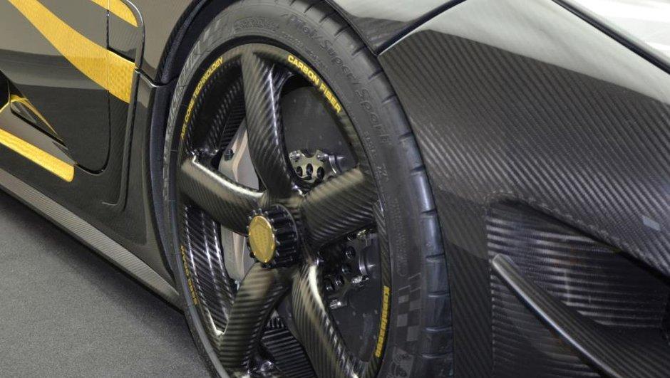 Salon de Genève 2013 : Koenigsegg Agera S Hundra, orfèvrerie automobile ?