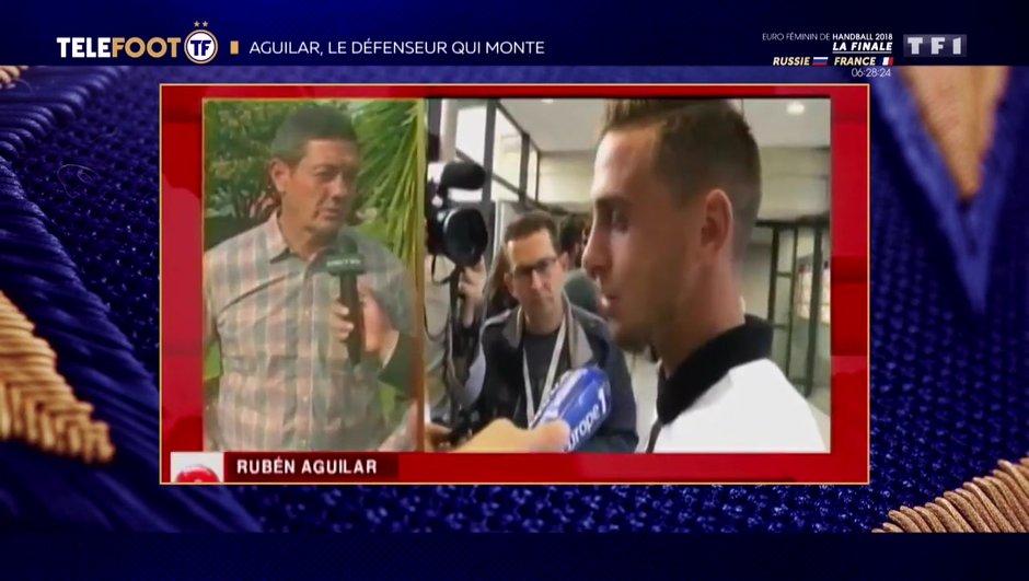 """[EXCLU Téléfoot – 16/12] - Aguilar sur sa convocation surprise avec la Bolivie : """"Apparemment on a parlé de moi là-bas"""""""