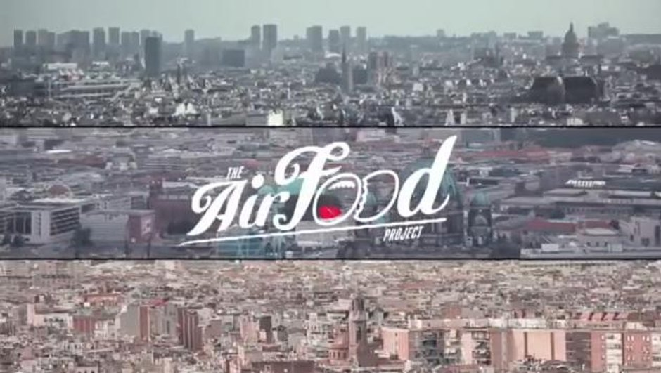 AirFood Project : Lutter contre la faim en Europe