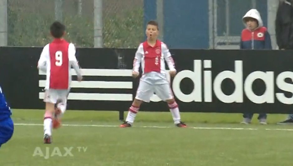 Vidéo insolite : Quand deux enfants célèbrent leur but comme Cristiano Ronaldo