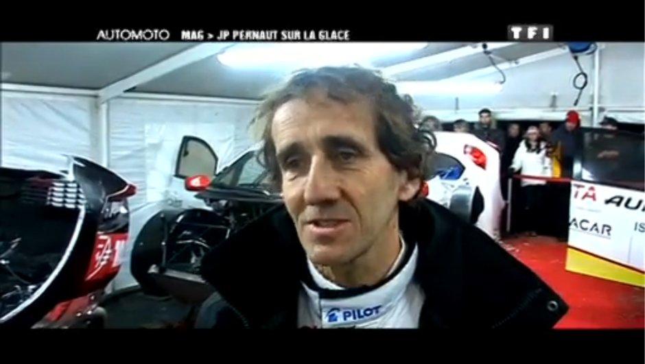 Formule 1 : Alain Prost à la tête de Renault ?